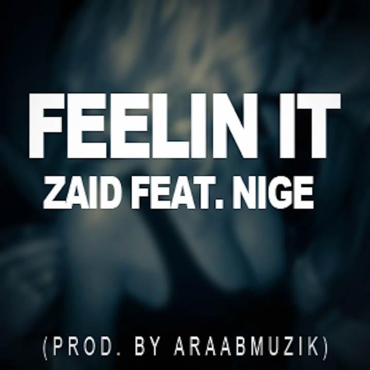 Feelin It Feat. NIGE Cover Art